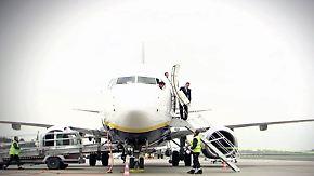 Weitere Ausfälle im Ferienverkehr drohen: Ryanair-Piloten geben Streikwelle neuen Schwung
