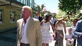 """Promi-News des Tages: Boris Becker nutzt """"Geldnot"""" im Unterhaltsstreit mit Lilly"""