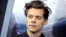 """Kein """"Engel"""" für Teenie-Schwarm: Harry Styles soll wieder Single sein"""