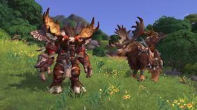 """Mit """"Battle for Azeroth"""" kommt frischer Wind in """"World of Warcraft""""."""