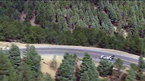 Hunderte PS am legendären Pikes Peak: VW jagt Weltrekord gegen historische Rallye-Schmach