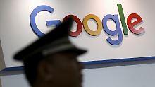 Chinesische Medien dementieren: Zensierte Google-Version sorgt für Empörung