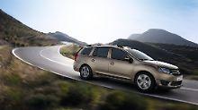 Nicht beim Geizkragen kaufen: Dacia Logan kann gebraucht kränkeln