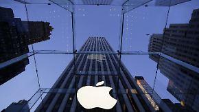 So viel wie zwölf teuerste Dax-Unternehmen: Apple knackt eine Billion Dollar Börsenwert