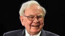 Nettogewinn verdreifacht: Buffetts Holding glänzt mit Quartalszahlen