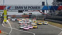 Doppelsieg am Nürburgring: Von der Pole ist Preining nicht zu schlagen