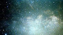Sternschnuppenstrom auf Maximum: Die Perseiden kommen