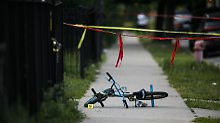 """""""Inakzeptable"""" Welle der Gewalt: Chicago hat ein Problem mit illegalen Waffen"""