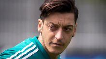 Person der Woche: Mesut Özil: Eine traurige Selbstoffenbarung