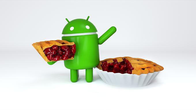 """Android 9 """"Pie"""" setzt vor allem auf künstliche Intelligenz."""
