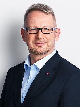 Johannes Kahrs ist seit 1998 direkt gewähltes Mitglied des Deutschen Bundestages.