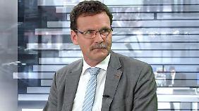 """BBK-Chef Unger zum Klimawandel: """"Es wird ungemütlicher"""""""