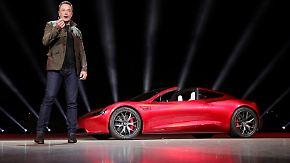 Tweet nur ein Scherz?: Musk erwägt Börsenabgang von Tesla