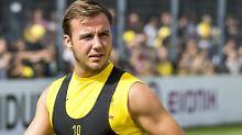 Entscheidende Saison beim BVB: Mario Götze will den Neustart erzwingen