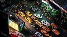 Zulassungssperre und Mindestlohn: New York legt Uber und Co. Zügel an