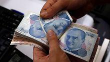 Der Börsen-Tag: Neues Rekordtief: Steckt die Lira andere Währungen an?