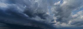 Bis zu 140 Kilometer pro Stunde: Heftige Stürme fegen über Deutschland