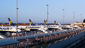 Pilotenstreit startet: Tausende Ryanair-Passagiere kommen nicht ans Ziel