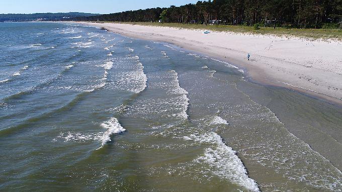 Tonnenweise gelangen  Stickstoff, Phosphor und Schwermetalle in die Ostsee.