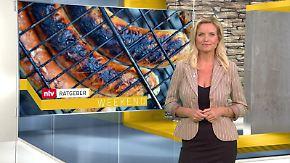 Ratgeber - Weekend: Thema u.a.: Heißes vom Grill