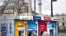 Bislang schwaches Jahr für Dax: Türkei hält die Börsenwelt in Atem
