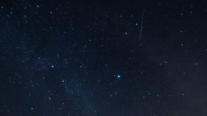 """Eigentlich nur """"kosmischer Dreck"""": Perseidenregen erfreut Sternschnuppengucker"""