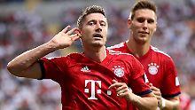 Mit Lewandowski und richtig Biss: Die Kovac-Bayern lassen die Liga zittern