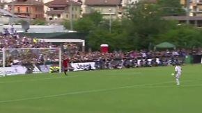 Erstes Spiel im Juve-Trikot: Ronaldo trifft bei Debüt nach acht Minuten