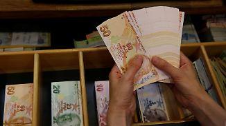 Schlimmster Fall: Bankenkrise: Was die Türkei-Krise für Verbraucher in Deutschland bedeutet