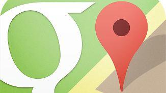 Ständige Lokalisierung: Google speichert Standortdaten auch bei Deaktivierung