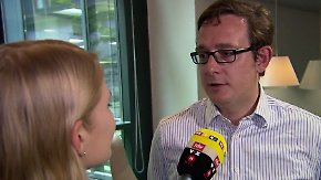 """Philipp Sandner im n-tv Interview: """"Blockchain ist vergleichbar mit dem iPhone 1"""""""