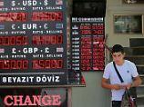 Droht der Türkei eine Rezession?