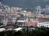 Drama in Italien: 35 Tote bei Einsturz einer Autobahnbrücke