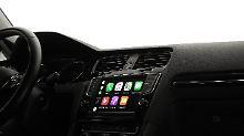CarPlay ist bisher das einzige Produkt, was Apple im Autosektor etabliert hat.