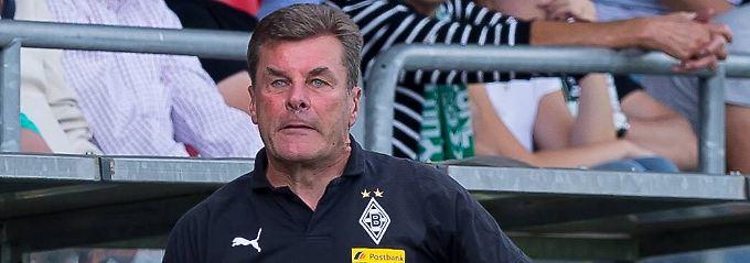 Bundesliga-Check: Gladbach: Der Fohlenflüsterer drückt den Reset-Knopf