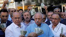 Lira und Anleihen erholen sich: Türkei schränkt Devisengeschäfte ein
