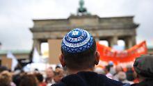 Zahlen zu antisemitischen Taten: Judenfeindlichkeit im Osten besonders groß