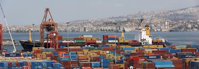 Bürgschaften in Millionenhöhe: Bund sichert deutsche Exporte in Türkei ab