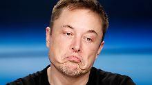 Auf Kritiker gibt Elon Musk nicht viel - auch wenn sie bei der Börsenaufsicht sitzen. Das kann nicht ewig gutgehen.