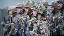 Nato-Manöver in Norwegen: Deutschland schickt 8000 Soldaten