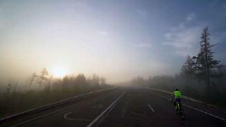 Grenzerfahrung auf dem Rad: Deutscher siegt bei transsibirischem Extremrennen