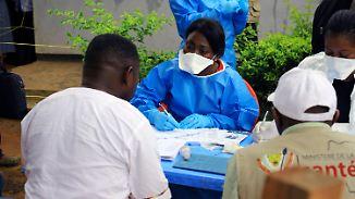 Der doppelte Albtraum im Kongo: Im Kriegsgebiet bricht Ebola aus