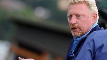 """""""Ihr seid eine Schande"""": Becker trauert um Davis Cup, Pouille poltert"""