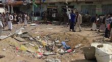 Angriff auf Schulbus: Bombe im Jemen stammte aus den USA