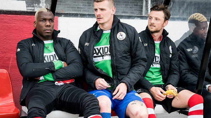 Der Sport-Tag: Pogbas Bruder schießt gegen KFC Uerdingen ...
