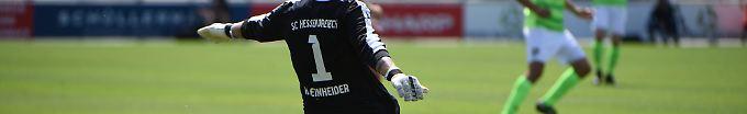 Der Sport-Tag: 17:20 Regionalliga-Duell nach Verkehrsunfall abgesagt