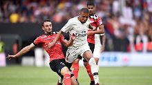 Mbappé rettet Starensemble: Tuchels PSG dreht Spiel in der Provinz