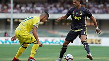 Khedira trifft, Ronaldo nicht: Juventus Turin siegt in letzter Minute