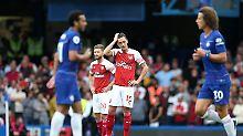 Null Punkte nach zwei Spielen: Özil und Arsenal verlieren auch bei Chelsea