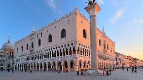 Der Schmuck war aus dem Dogenpalast in Venedig gestohlen worden.